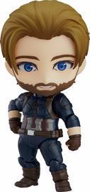 Avengers: Captain America (DX Ver.) - Nendoroid Figure