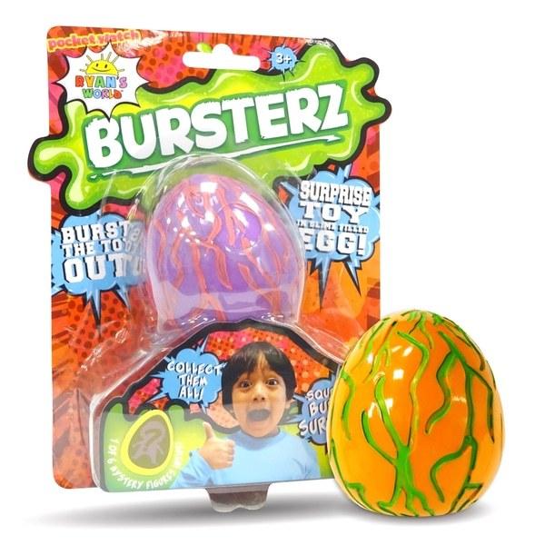 Ryans World: Bursterz - Slime Egg (Assorted Designs)