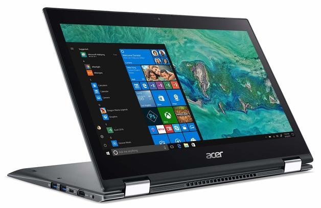 "Acer Spin 5 13.3"" i5 512GB SSD 8GB RAM W10 Home"