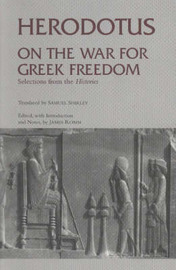 On the War for Greek Freedom by . Herodotus image