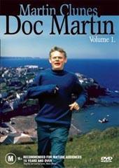 Doc Martin: Volume 1 on DVD