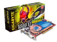 Gigabyte Graphics Card Radeon X800 XT 256M VIVO AGP image