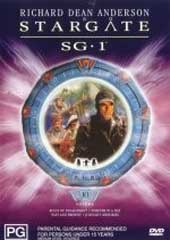 Stargate SG-1 - Volume 10 - Rules Of Engagement / Past & Present on DVD