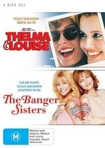 Thelma And Louise / The Banger Sisters (2 Disc Set) on DVD