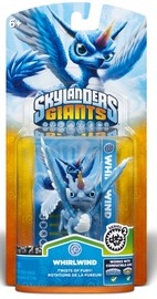 Skylanders Giants Character Single pack - Whirlwind S2 (All Formats) for