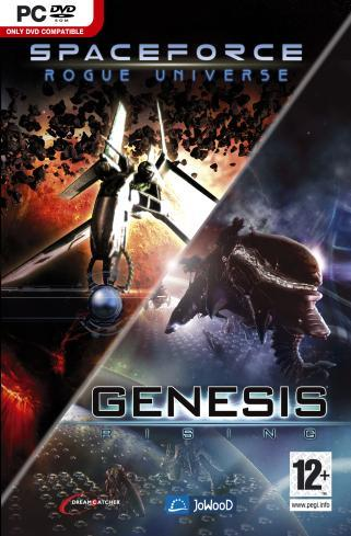 SpaceForce Rogue Universe + Genesis Rising Expansion for PC Games