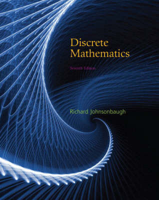 Discrete Mathematics by Richard Johnsonbaugh