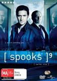 Spooks - Series Nine on DVD