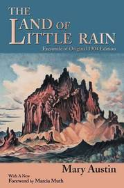 The Land of Little Rain by Mary Austin image