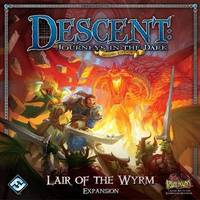 Descent Journeys in the Dark - Lair of the Wyrm