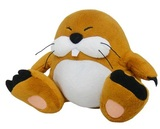 "Super Mario Bros. 6"" Monty Mole Plush"