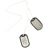 Fallout Vault Tec Dog Tags