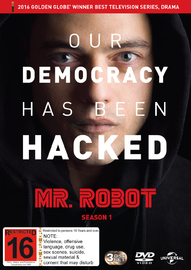 Mr Robot - Season 1 DVD