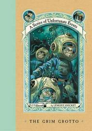 Grim Grotto (Series of Unfortunate Events #11) by Lemony Snicket