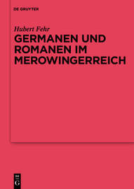 The Germanic Tribes and the Romans in Merovingian Realm by Hubert Fehr image