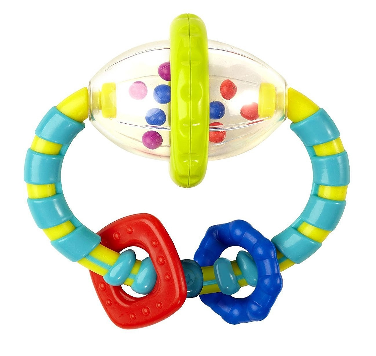 Bright Starts: Grab & Spin Rattle image