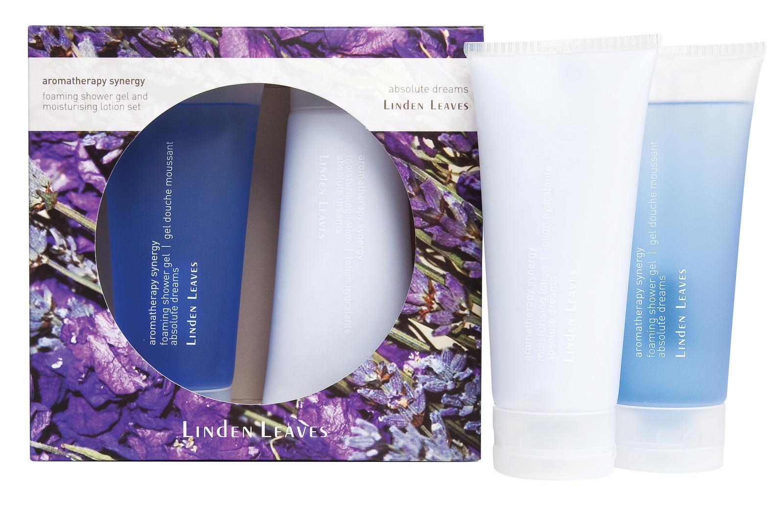 Linden Leaves Gift Set Shower Gel & Lotion Set (Absolute Dreams) image