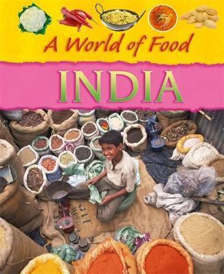Journey Through: India by Anita Ganeri