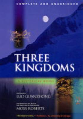 Three Kingdoms, A Historical Novel by Luo Guanzhong image