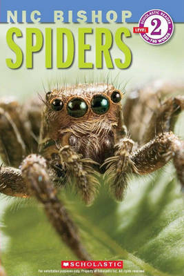 Spiders by Nic Bishop