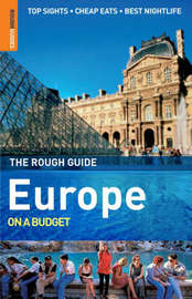 Europe on a Budget by Sophie Barling image