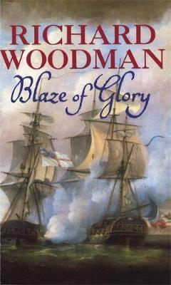 Blaze Of Glory: Nathaniel Drinkwater Omnibus 3 by Richard Woodman image