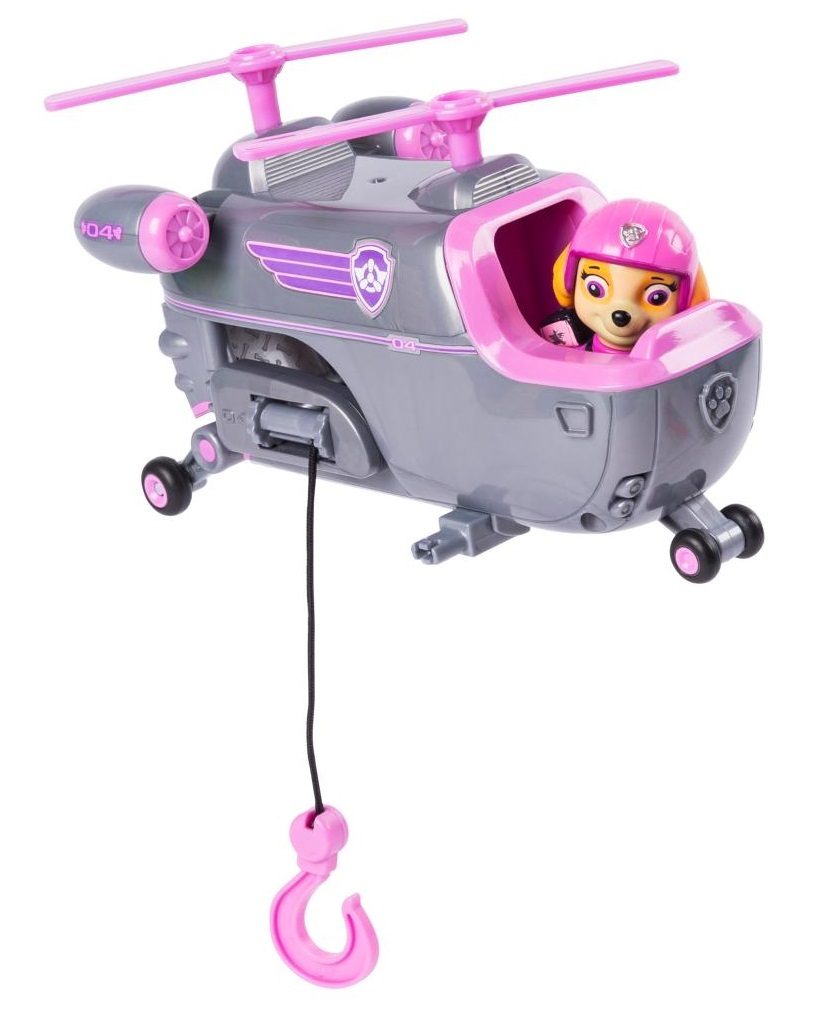 Paw Patrol: Ultimate Rescue Vehicle - Skye's Rescue Helicopter image