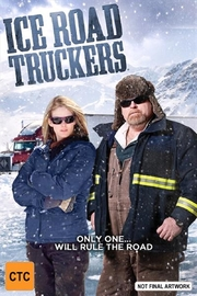 Ice Road Truckers Fully Loaded Collection on DVD