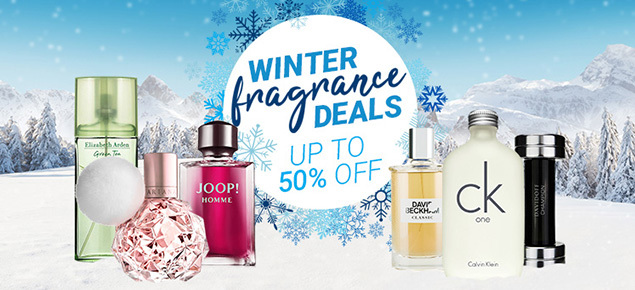 Winter Fragrance Deals!
