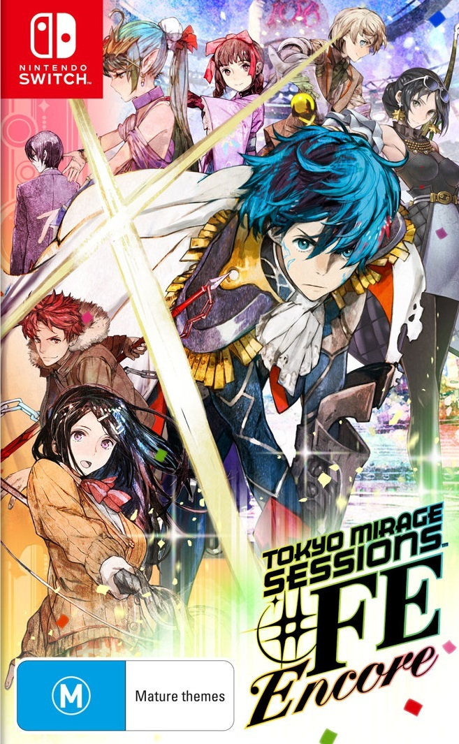 Tokyo Mirage Sessions #FE Encore for Switch image