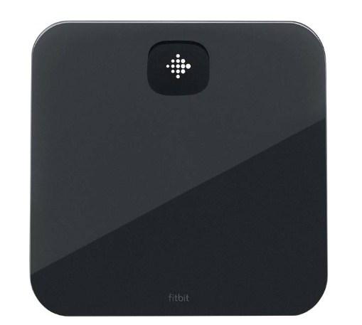 Fitbit Aria Air Bluetooth Digital Body Weight & Bmi Smart Scale - Black image