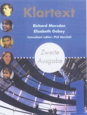 Klartext: Pt. 2: Student Book by Richard Marsden image