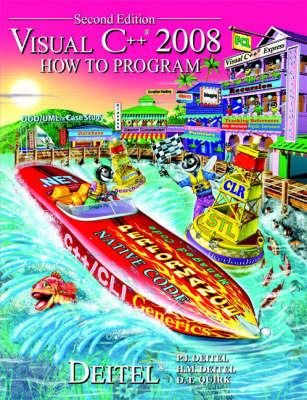 Visual C++ How to Program by Deitel & Associates, Inc. image