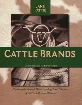 Cattle Brands by Jane Pattie image