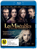Les Miserables on Blu-ray