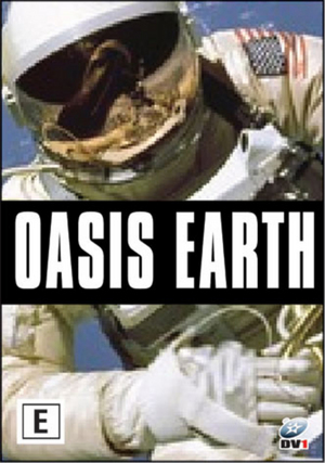 Oasis Earth on DVD