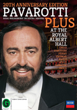 Pavarotti Plus: Live From The Royal Albert Hall DVD