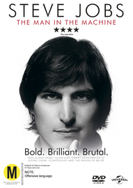 Steve Jobs: The Man in the Machine on DVD
