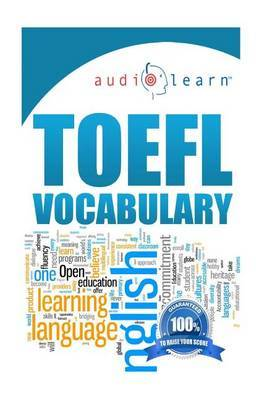 TOEFL Vocabulary Audiolearn by Audiolearn Vocabulary Content Team image