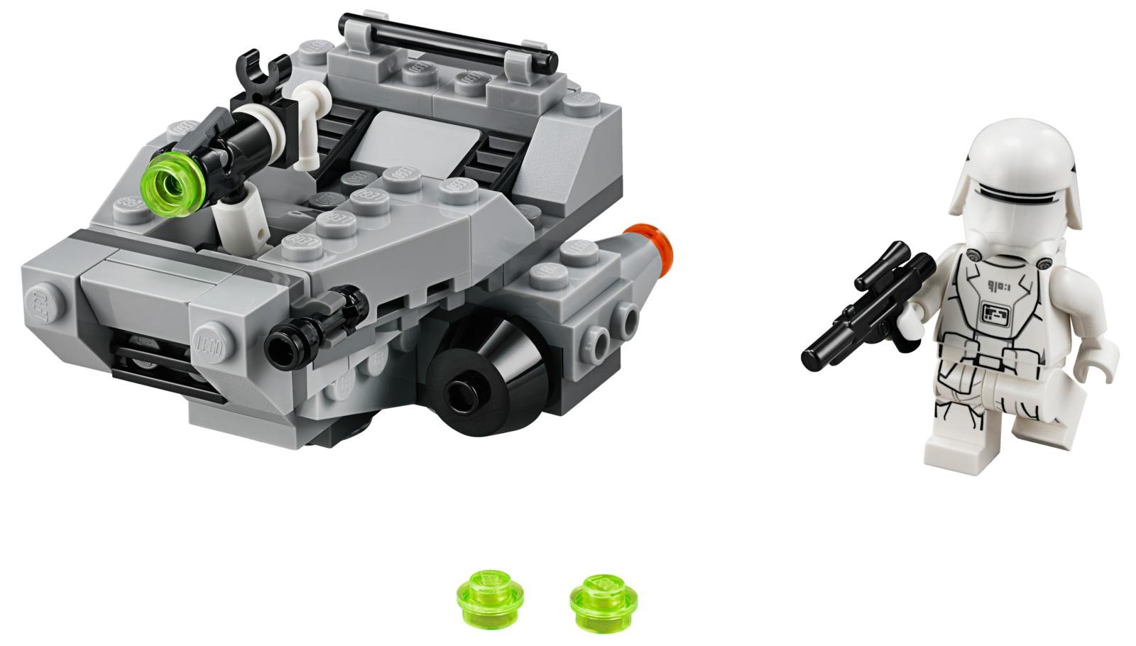 LEGO Star Wars - First Order Snowspeeder (75126) image