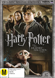 Harry Potter: Year 7 - The Deathly Hallows - Part 1 (Special Edition) on DVD
