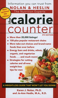 The Calorie Counter by Jo-Ann Heslin image