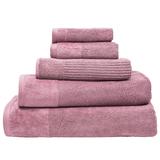 Bambury Costa Cotton Bath Sheet (Dusk)