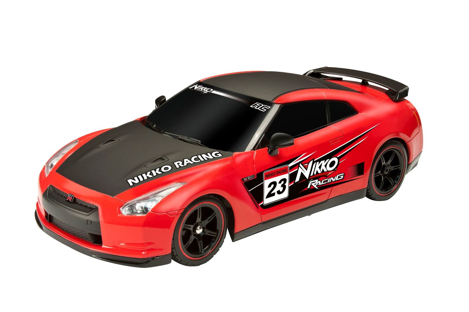 Nikko R/C 1:16 Nissan GT-R R35 image