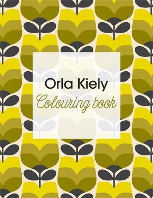Orla Kiely Colouring Book by Orla Kiely