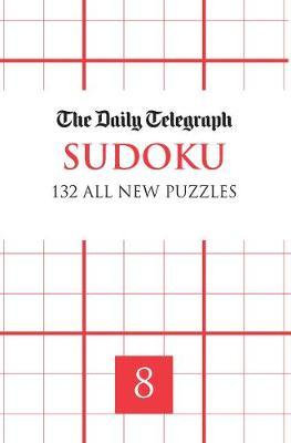 daily telegraph Sudoku 8 by Telegraph Group Limited