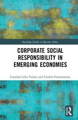Corporate Social Responsibility by Cosmina Lelia Voinea image