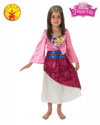 Mulan Shimmer Deluxe Costume - Size S