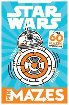 Star Wars: Mini Mazes by LucasFilm