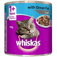 Whiskas Oceanfish (700g)